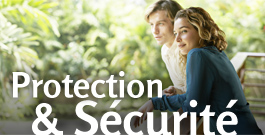 menu protection et securite