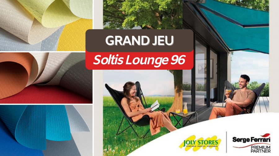 Le Grand Jeu Soltis Lounge 96